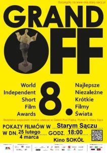 Grand Off plakat