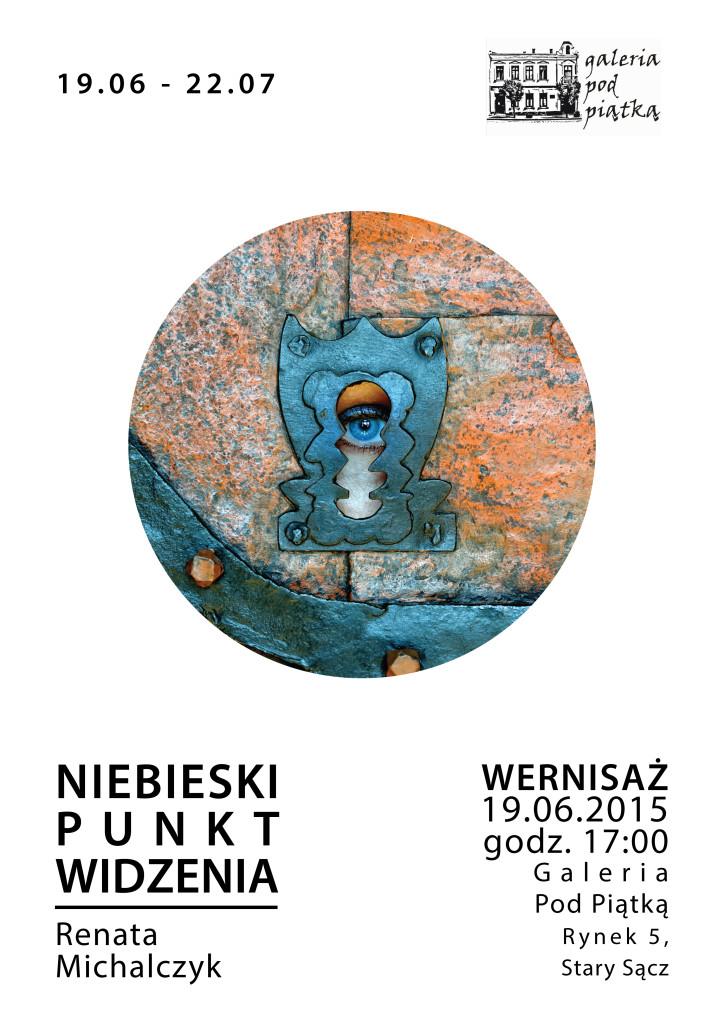 Plakat-Michalczyk-Stary Sącz