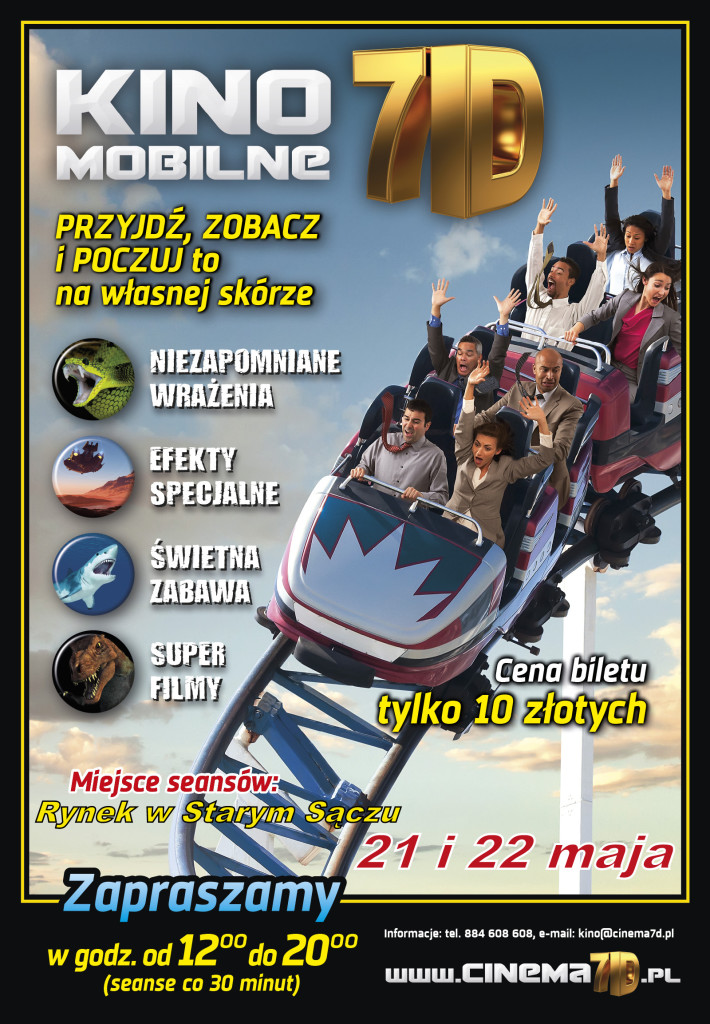 Plakat 680x980 mm - PL Kwiecień 2016