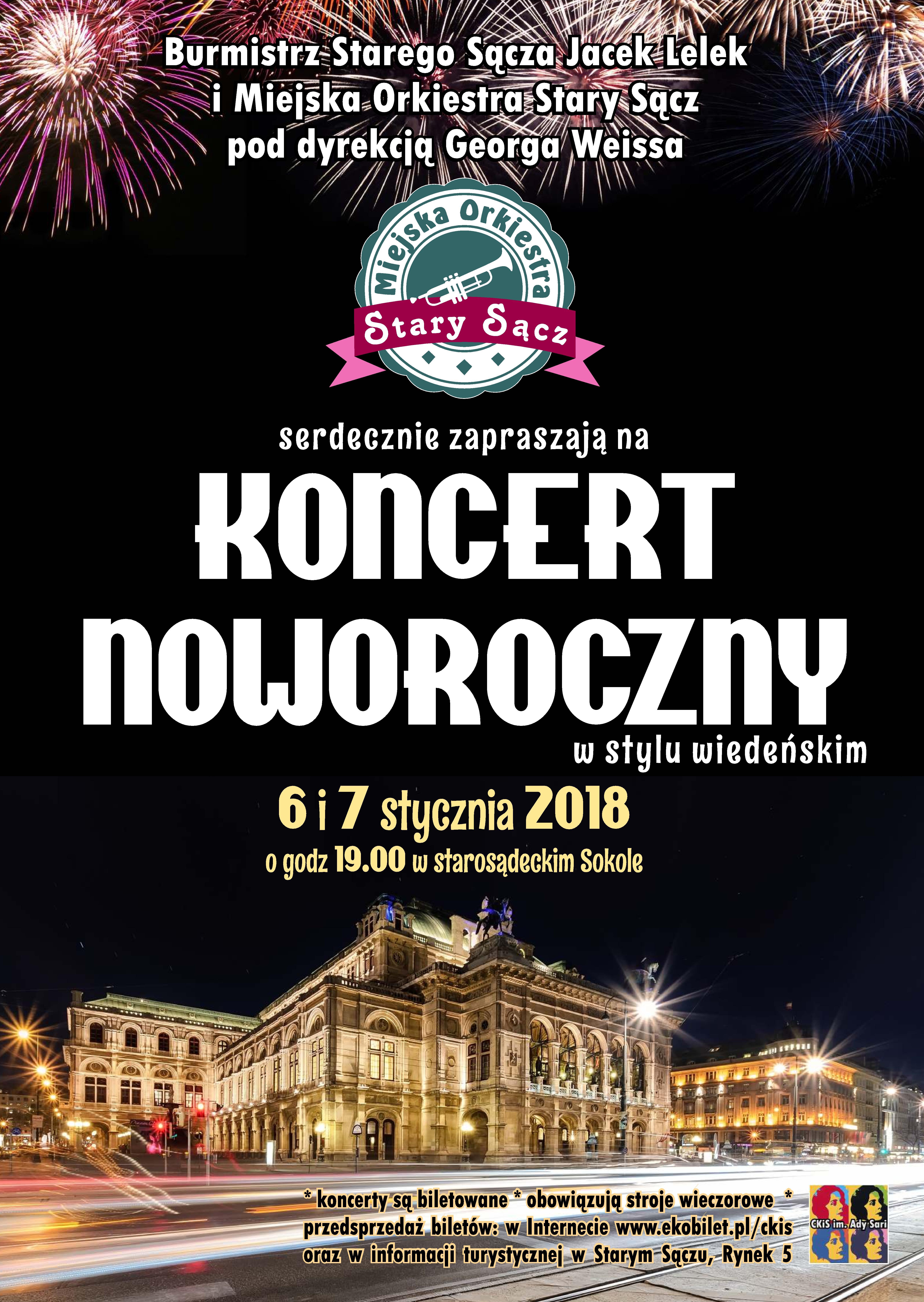 Plakat A2 Koncert Noworoczny Krzywe 2018 Page 001 Centrum